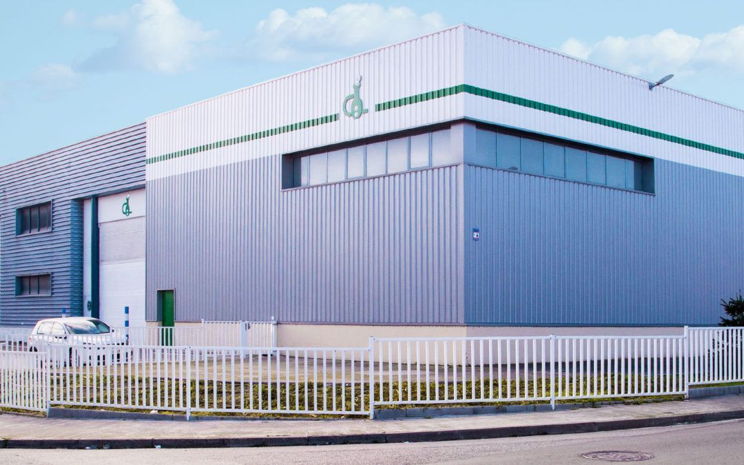 Laboratories Feltor expands its warehouses