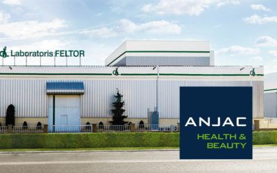 Laboratoris FELTOR se incorpora al Grupo Industrial ANJAC