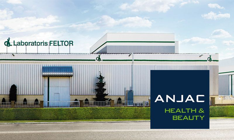 Laboratoris FELTOR joins the ANJAC Industrial Group